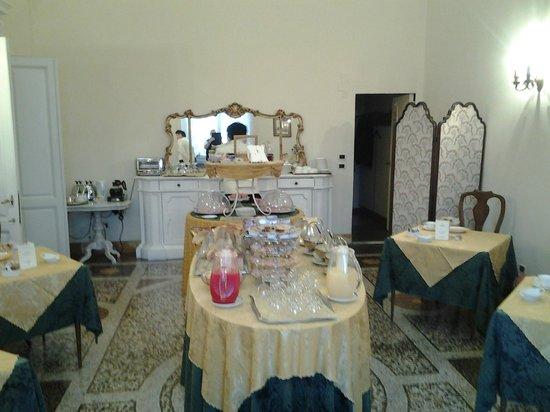 Principe Hotel: breakfast