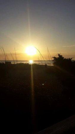 Sea Crest Oceanfront Resort: Beachfront!!