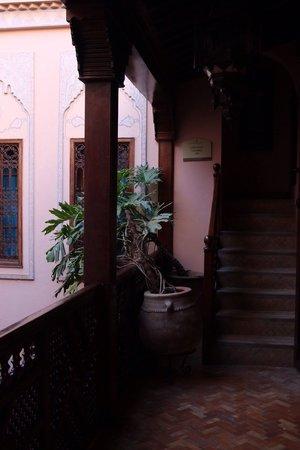 La Maison Arabe : Detail