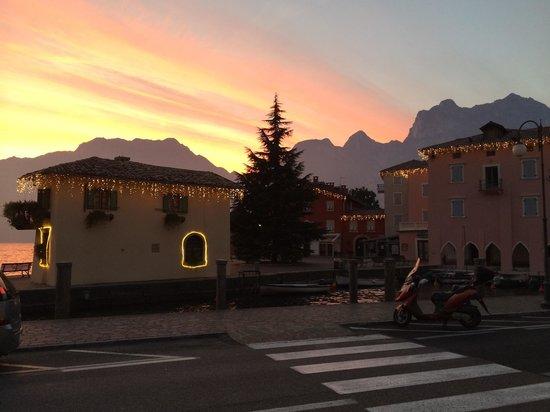 Hotel Lago di Garda: Kurz vor Weihnachten