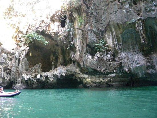Phang Nga Bay : Hong Island