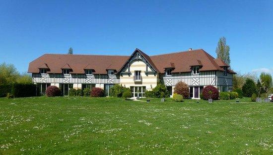 Hôtel Le Manoir de la Poterie & Spa : Aile du Spa