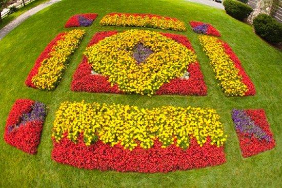 BEST WESTERN PLUS Howe Inn: Quilt Garden