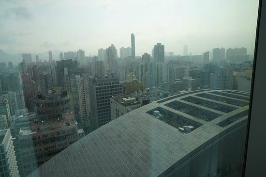 Cordis, Hong Kong : Zimmeraussicht