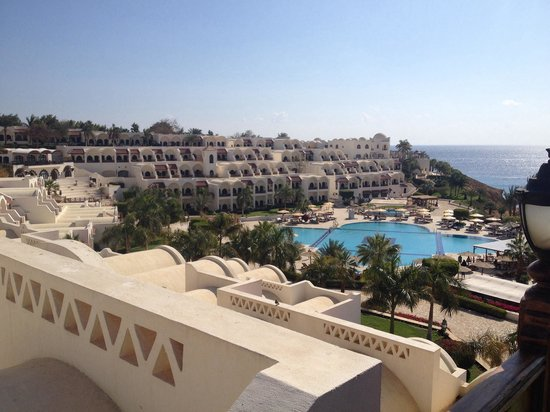 Movenpick Resort Sharm El Sheikh Naama Bay : Отель потрясающий! ��