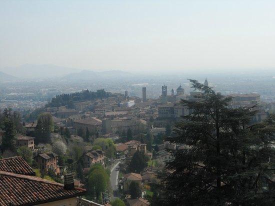 Funicolare San Vigilio : Bergamo alta