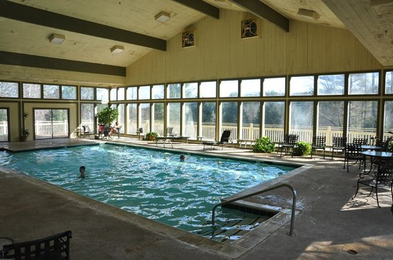 Kingwood Country Club & Resort: Perfect indoor swimming pool
