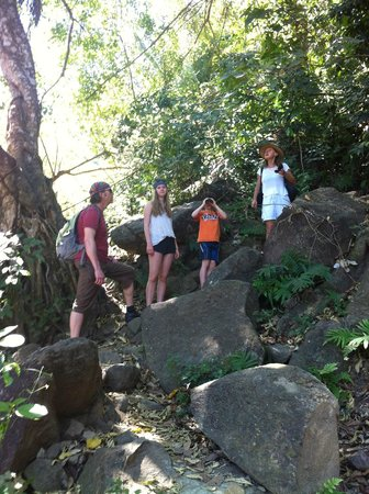 Yelapa English Spanish Institute : A learning excursion in the jungle
