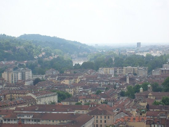 Mole Antonelliana : Blick über Turin