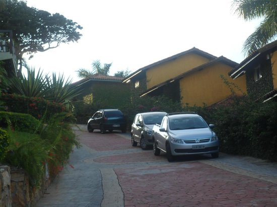 La Boheme Hotel e Apart Hotel: caminito a los dptos