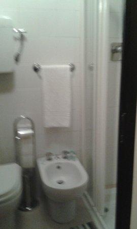 Hotel Guidi: bagno