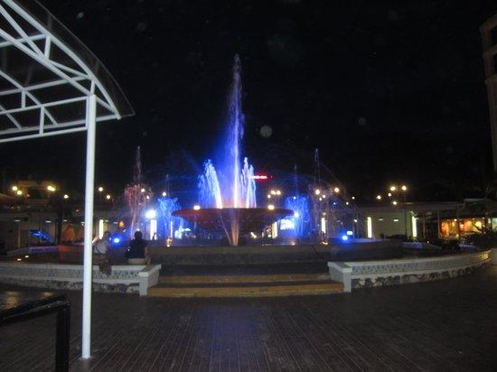 Nam Phou Fountain : 水色