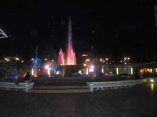 Nam Phou Fountain