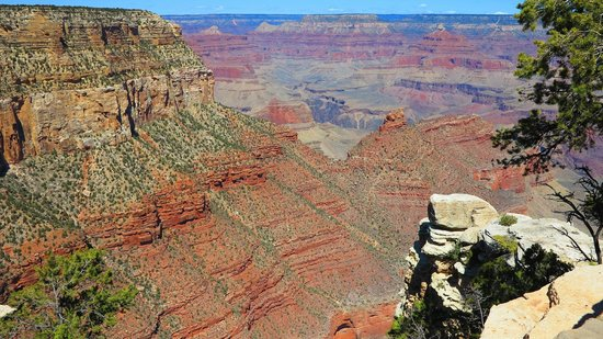 Grand Canyon Railway: Beautiful view