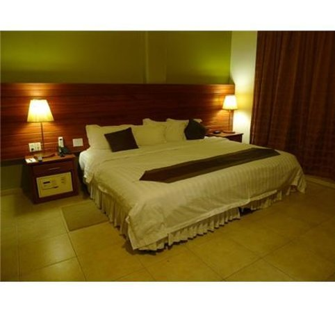 Spanhoek Boutique Hotel: chambre