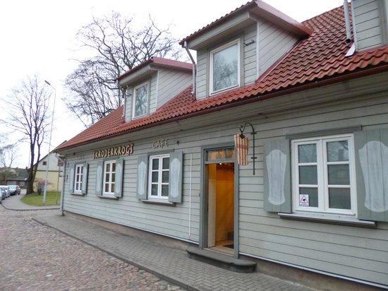 Skroderkrogs, Ventspils