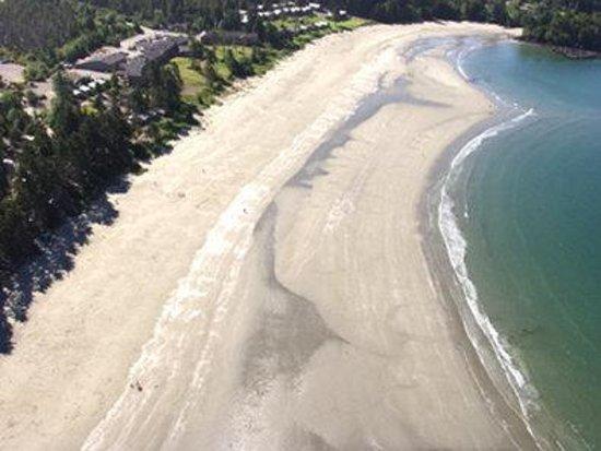 Best Western Tin Wis Resort: Beach
