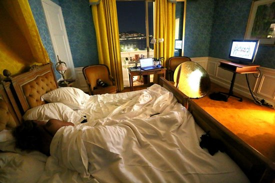Hotel Negresco: Nice