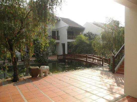 Palm Garden Beach Resort & Spa: zona hotel