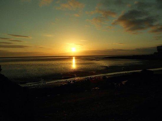 Ocean Edge Leisure Park: Lovely sunsets