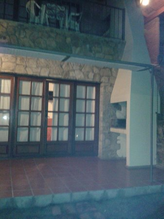 Costa Serrana: Entrada al dto. Planta baja...