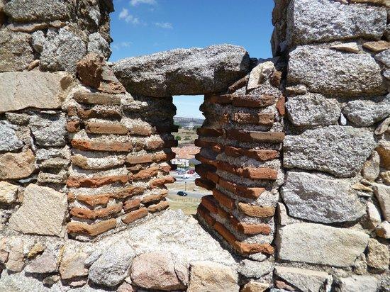 The Walls of Avila : AVILA - VUE DES REMPARTS
