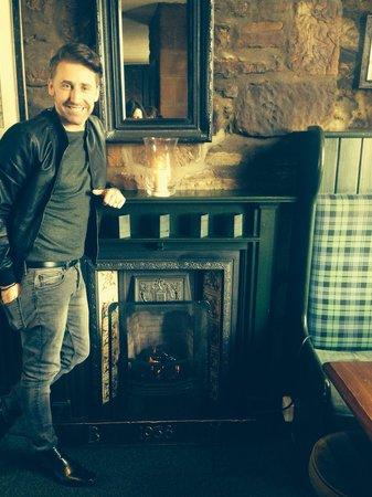 The Jigger Inn: Warm.