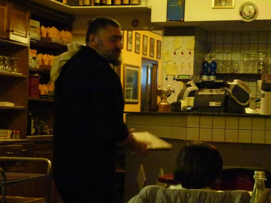 Zio Gigi: Zio sings!