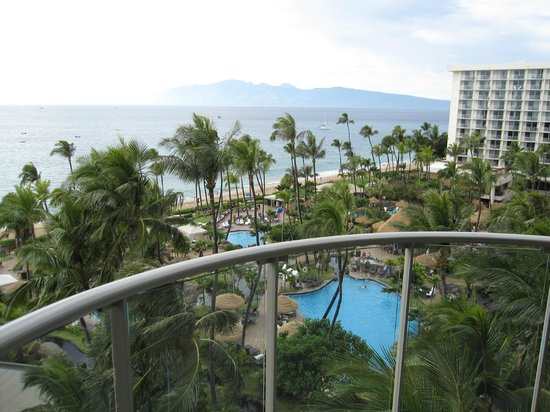 Westin Maui Resort And Spa : View from Room 953