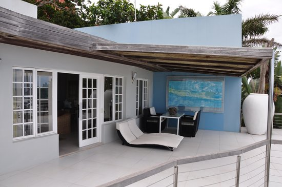 Days At Sea Beach Lodge: terrace