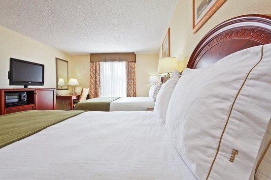 Holiday Inn Express & Suites Kimball: Double Bed Guest Room