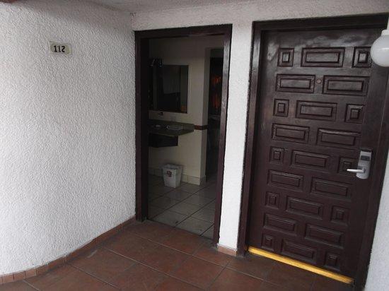 Yori Inn: Notre chambre 112.