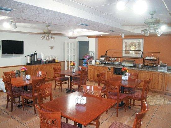 La Quinta Inn Jupiter: Restaurant