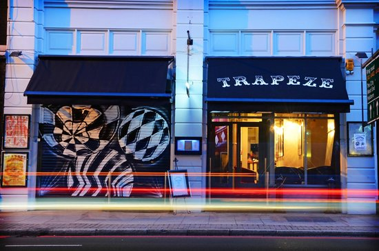 Trapeze bar london
