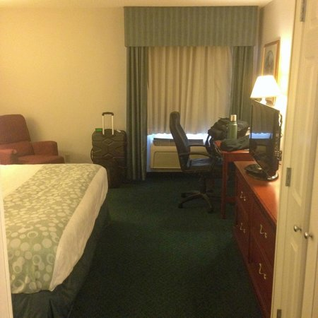 La Quinta Inn & Suites Nashville Franklin: room overview