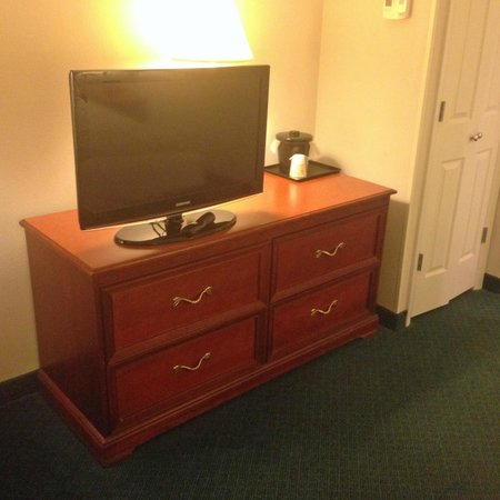 La Quinta Inn & Suites Nashville Franklin: tv
