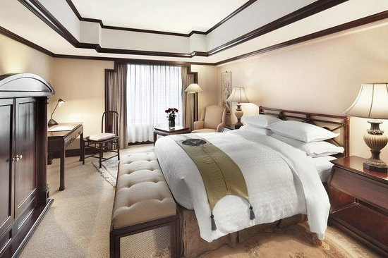 Imperial Suite Bedroom Picture Of Hongqiao Jin Jiang