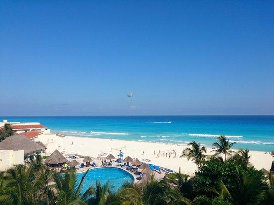 Grand Park Royal Cancun Caribe: vista maravilhosa