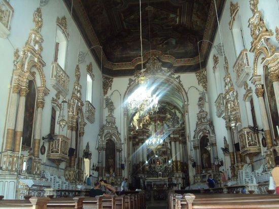 Nosso Senhor do Bonfim church: Interior da igreja do Bonfim
