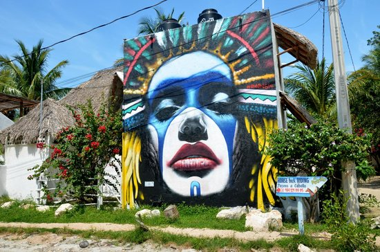 Guesthouse Holbox Apartments: 7