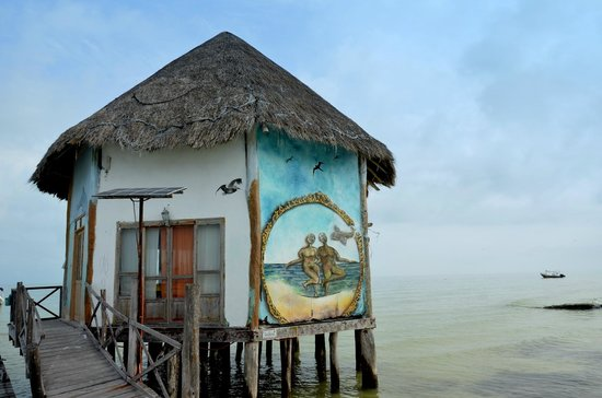 Beach Guesthouse Holbox Apartments & Suites: 3