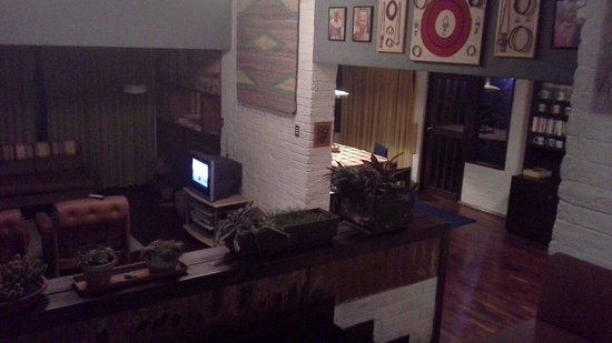Hostal Casapaxi: Living room