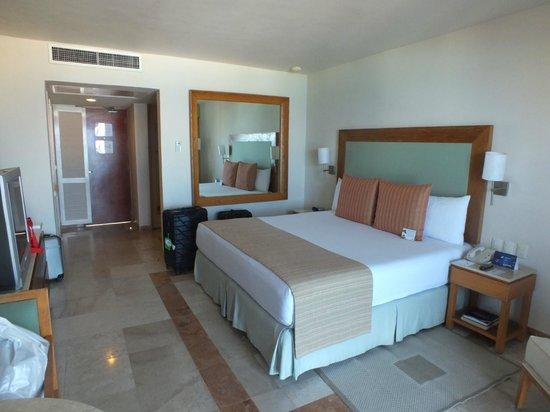 Grand Park Royal Cancun Caribe: quarto muito bom
