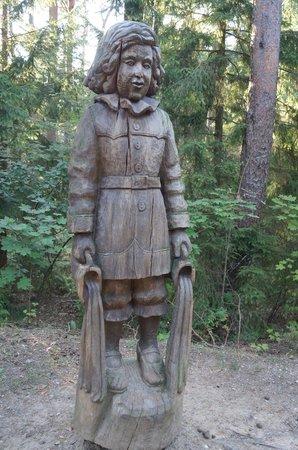 Curonian Spit / Kursiu Nerija National Park: Неригна. Гора ведьм