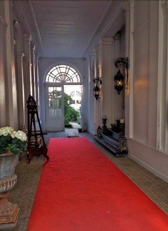Hotel Patritius: Patritius entrance