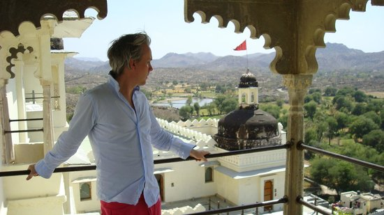 RAAS Devigarh : The views!!!!!!
