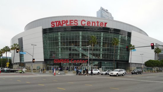 Staples center picture of staples center los angeles tripadvisor