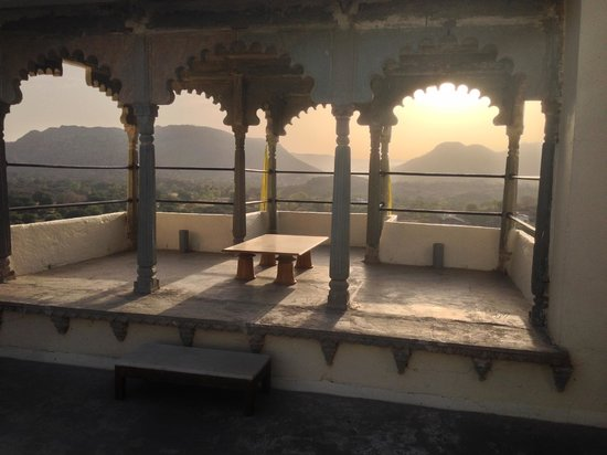 RAAS Devigarh : sunset