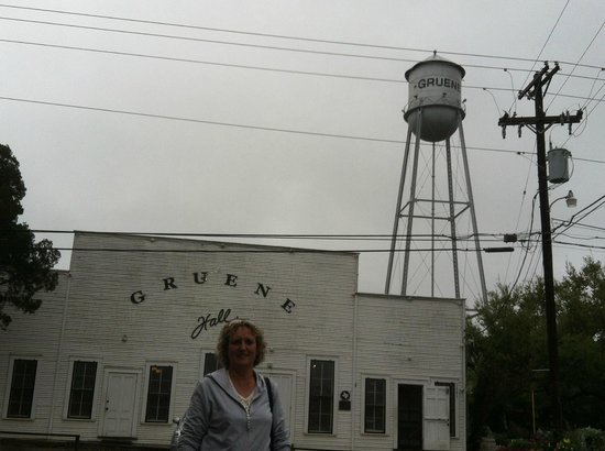 Gruene Hall: Water Tower