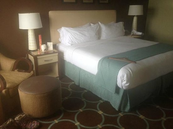 Holiday Inn Sarasota - Lakewood Ranch: My room, I was so spoiled, there's more to see!